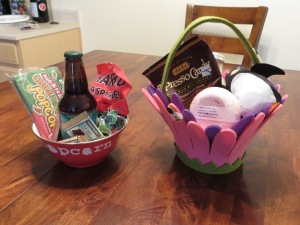 Our Baskets!